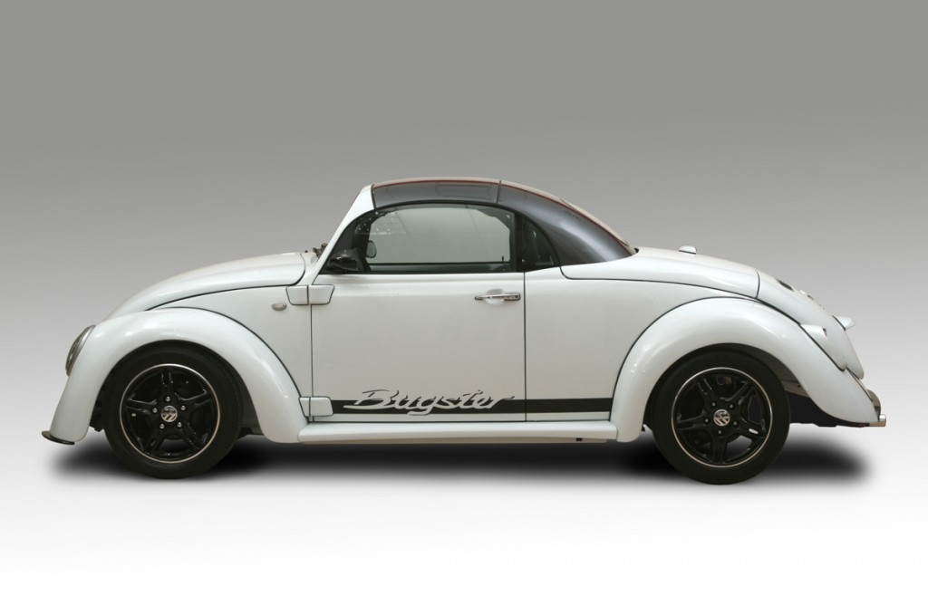 Exterior VW Beetle Bugster | Ziovas Bugster Beetle